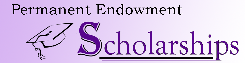 PE Scholarship Header