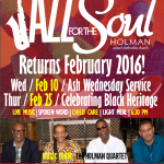 2015 Holman Event Flyers - JFTS Feb 2016