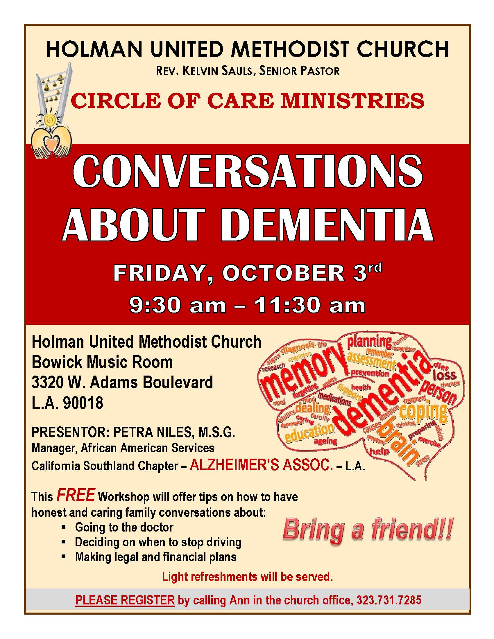 DEMENTIA WORKSHOP FLYER - 2014-01-03