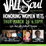 Jazz for the Soul - WOMEN VETS FLYER FOR 03-26-15