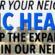 Public Hearing on Oil Drilling Heaqder