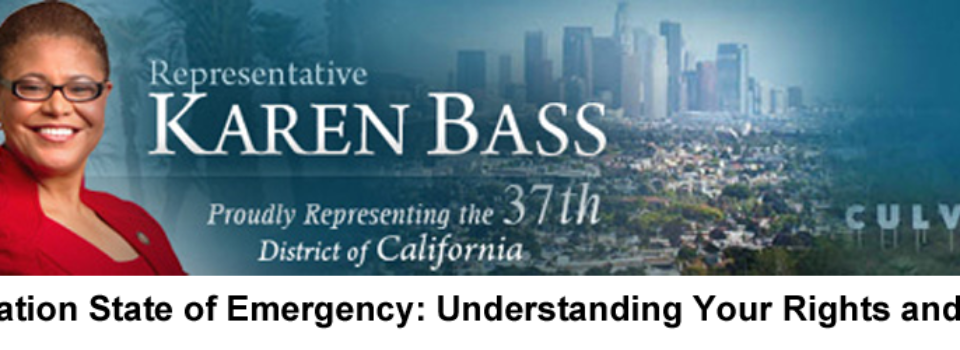 Bass Town Hall_State of Emergency